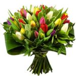 bloemen cadeau als verjaardagscadeau
