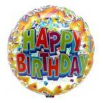 helium ballon als verjaardagscadeau